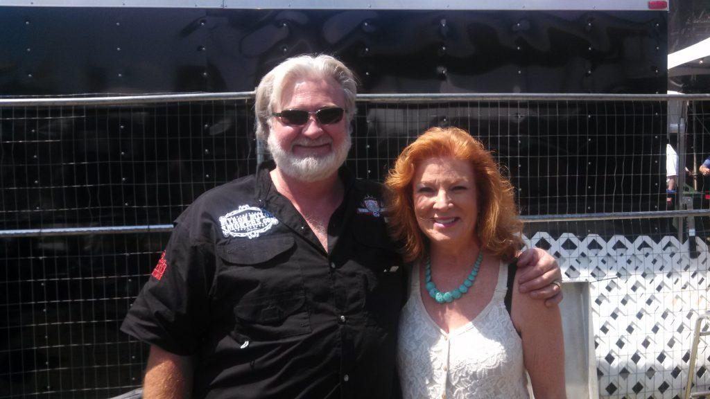 Myron Mixon and the Dixie Deva - Memphis in May 2015